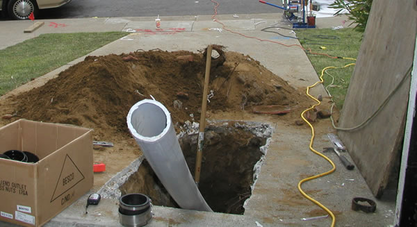 Los Angeles Trenchless Sewer Line Repair - T-Top Plumbing